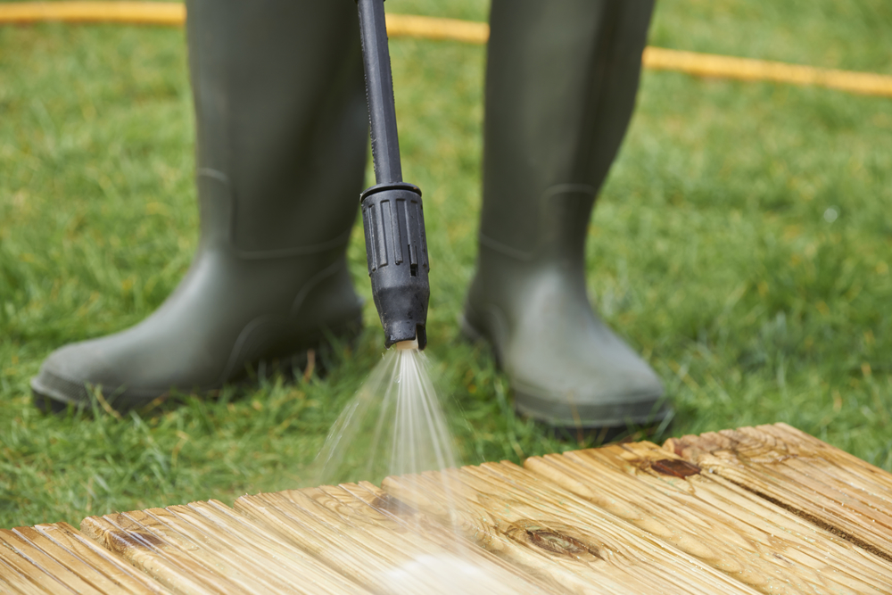 Why Pressure Washers Are So Good For The Environment