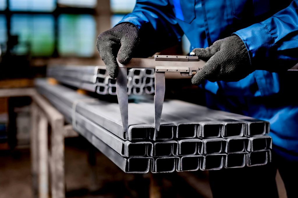 Types of metal fabrication