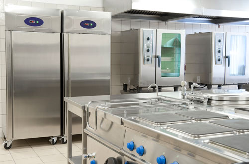 What are commercial kitchen supplies, and what are their types?